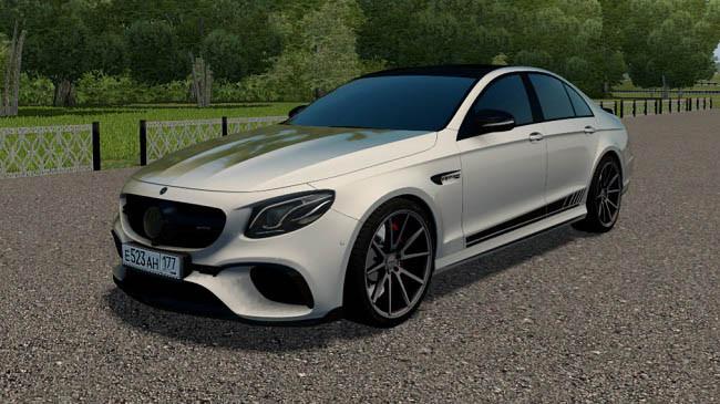 Mercedes-Benz E63S AMG (W213)