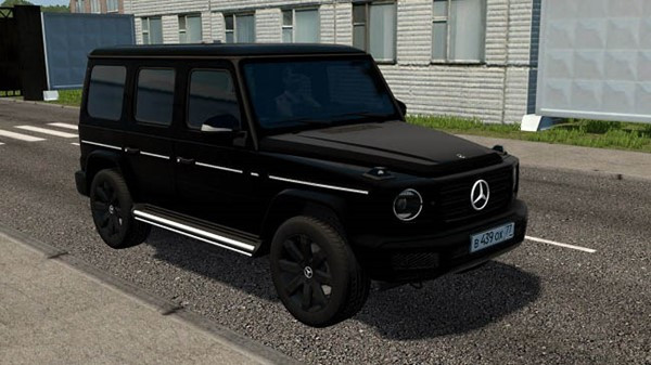 Mercedes-Benz G500 2019 Black Edition