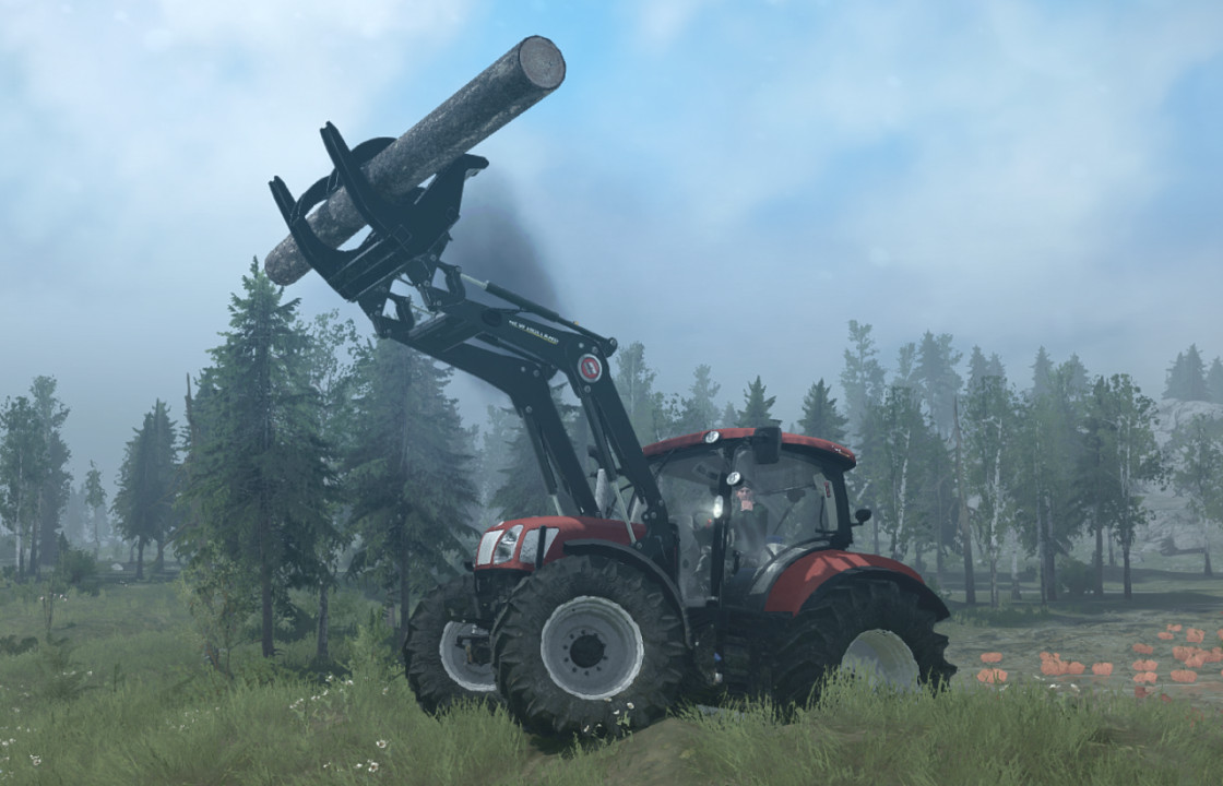 New Holland T6.175 FiatPower (special limited edition)