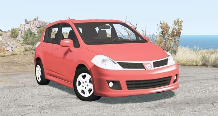 Nissan Versa Hatchback (C11) 2010