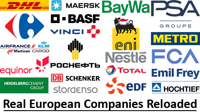 Real European Companies Reloaded [DX11] 29.07.2020 (1.38.x)