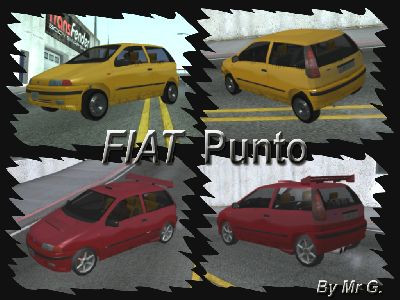 Fiat Punto mk