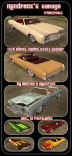 1970 Chevrolet Monte Carlo Ragtop
