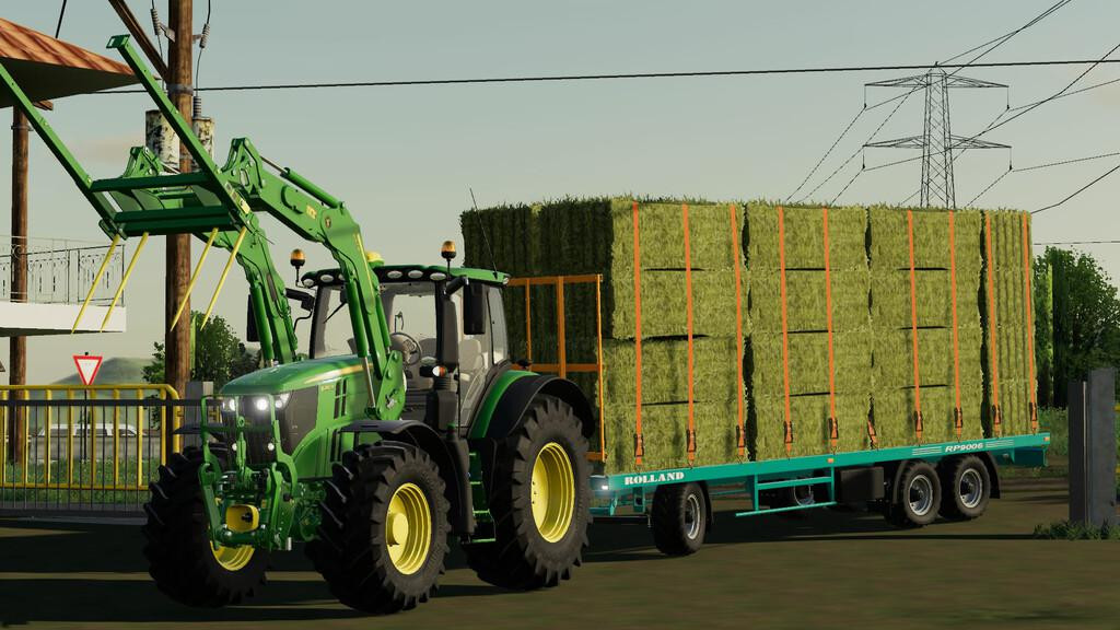 Rolland RP LCH Trailers
