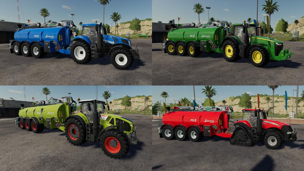 Samson Slurry Pack
