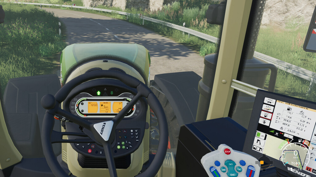 MOUSE DRIVING