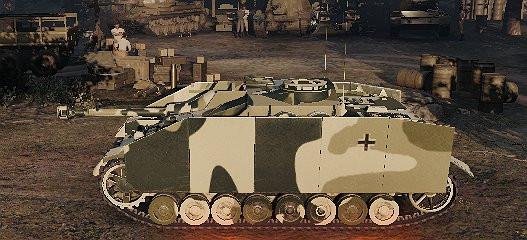 """StuG IV Skin """"Camouflage"""""""