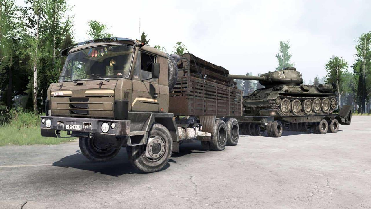 Tatra T815 Truck