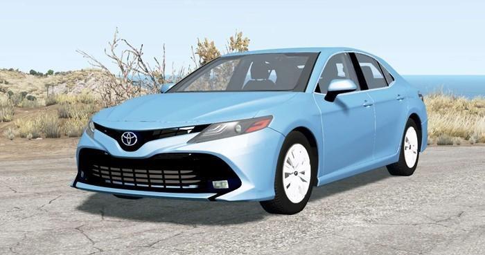 Toyota Camry (XV70) 2018