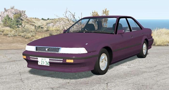 Toyota Corona Sedan (T170) 1987