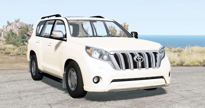 Toyota Land Cruiser Prado (150) 2013