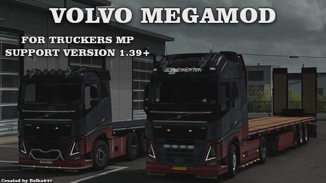 Volvo Megamod MP