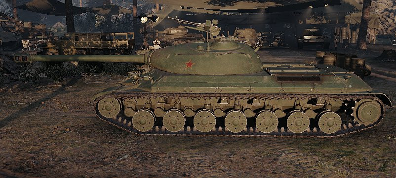 WZ-111 Alpine Tiger [Without Camouflage]