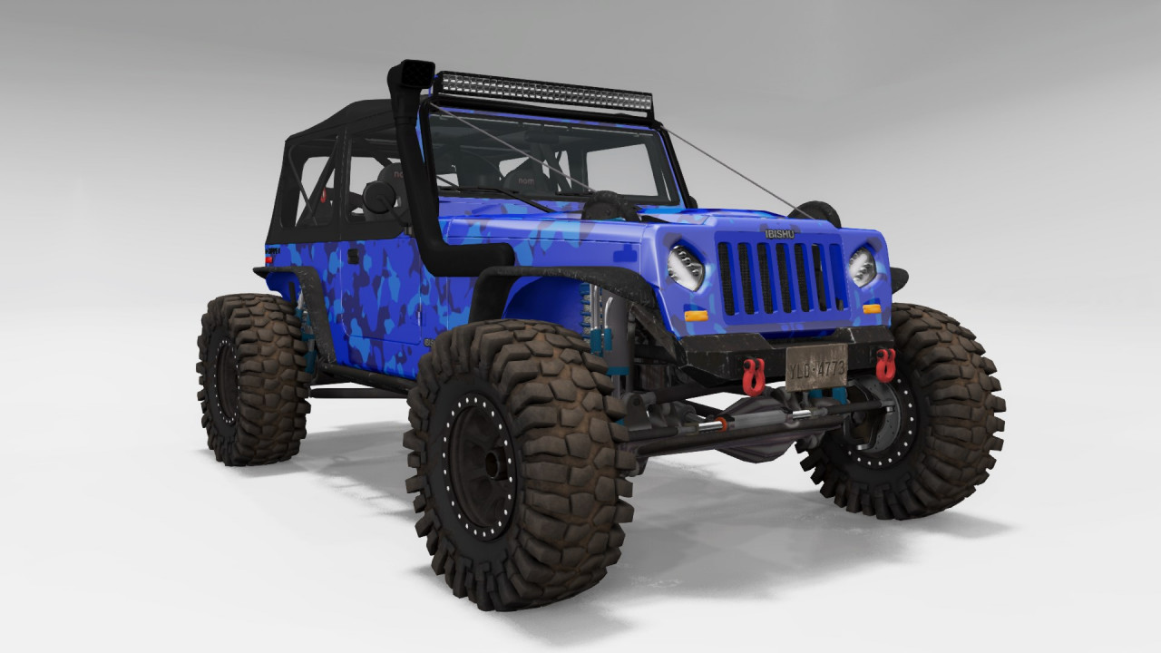 IYB Off-Road Tires