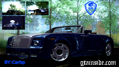 2007 Rolls Royce Phantom Drophead Coupe