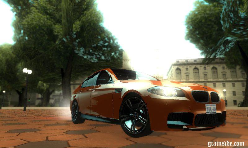 2012 BMW M