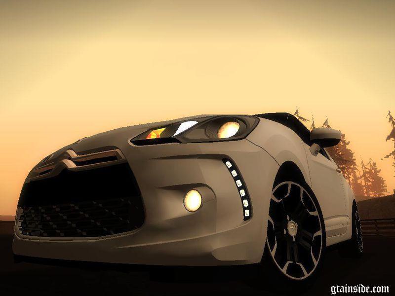 2011 Citroen DS
