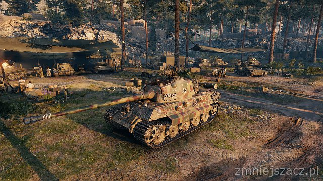 Tiger II REMODEL