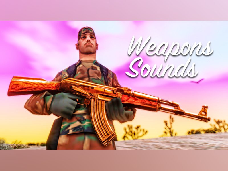 Realistic Weapon Sounds Pack