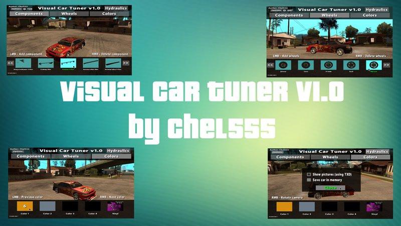 Visual Car Tuner