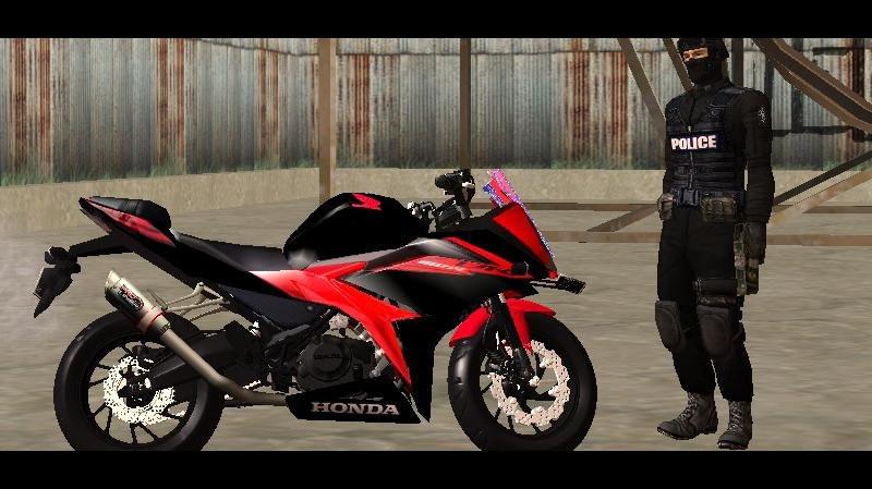Honda All New CBR 150 Pro Liner