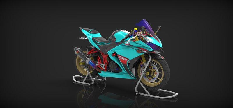 Yamaha R25 Contest