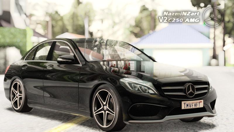 Mercedes Benz C250 AMG Line
