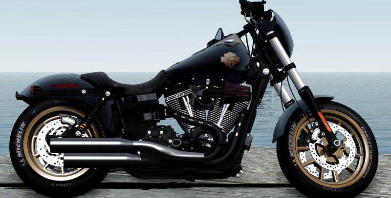 Harley-Davidson® FXDLS Dyna Low Rider® S