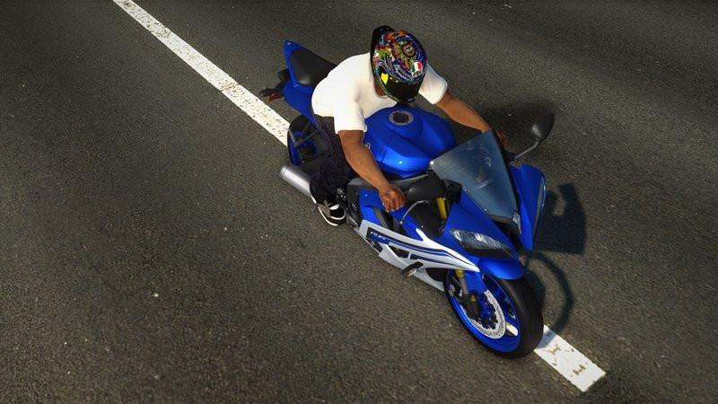 201 Yamaha YZF R