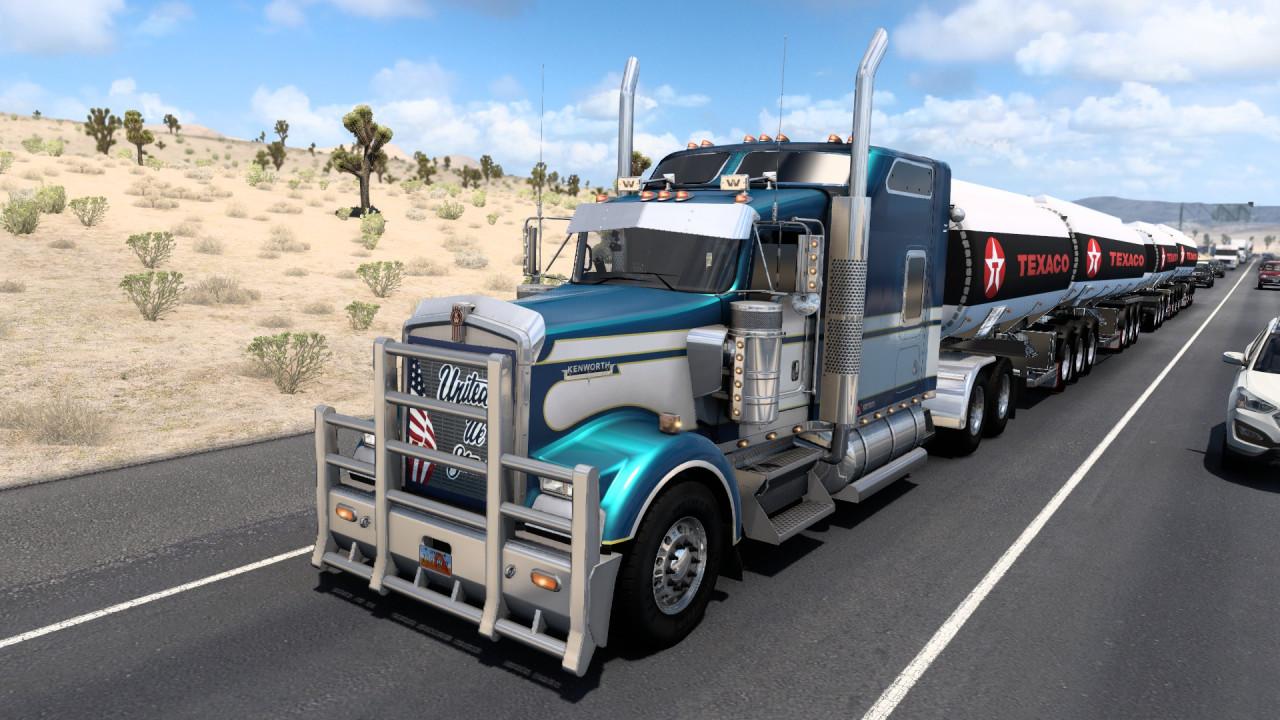 """Kenworth W900L - """"Big Bob"""" Long Distance Edition"""
