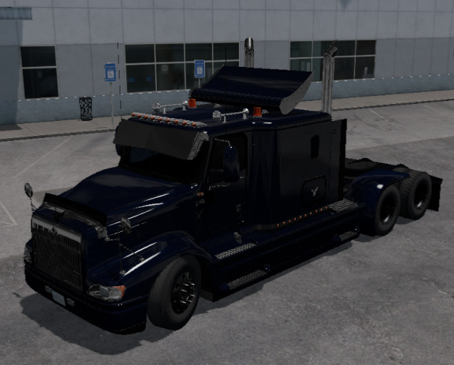 International eagle 9400i ets2 1.39