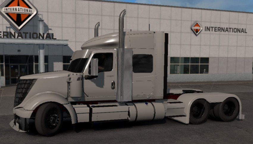 International lonestar custom ets2 1.39