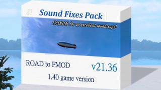 Sound Fixes Pack ATS