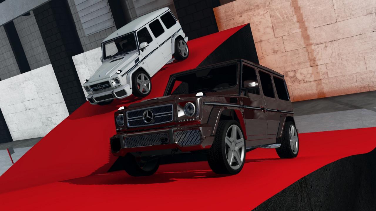 Mercedes-Benz  Pack G-Class
