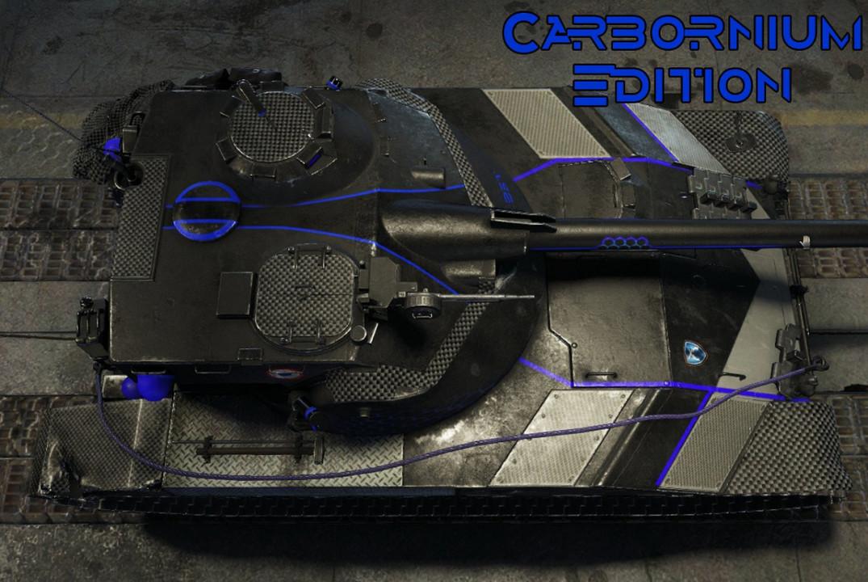 Bat Chat 25t, Carbornium Edition
