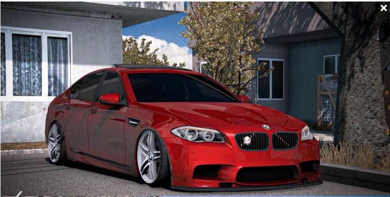 BMW M5 F10 1.40