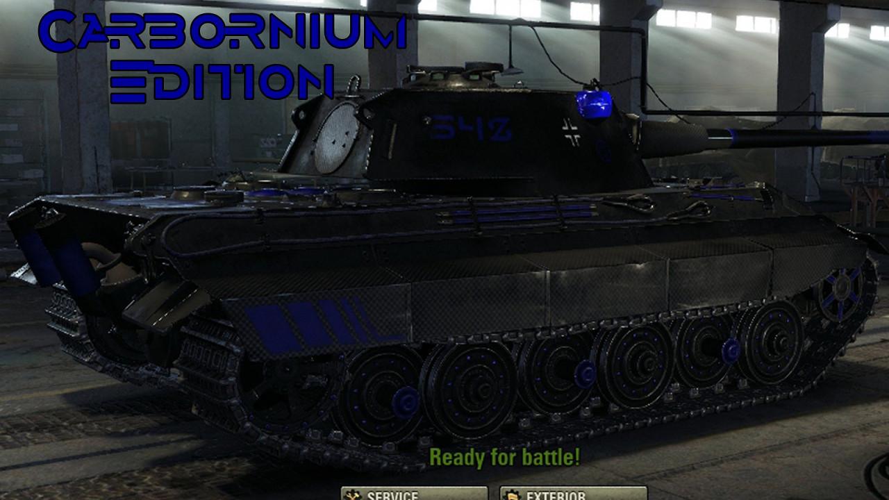 E50_M Carbornium Edition