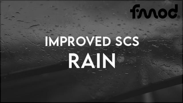 Improved SCS Rain