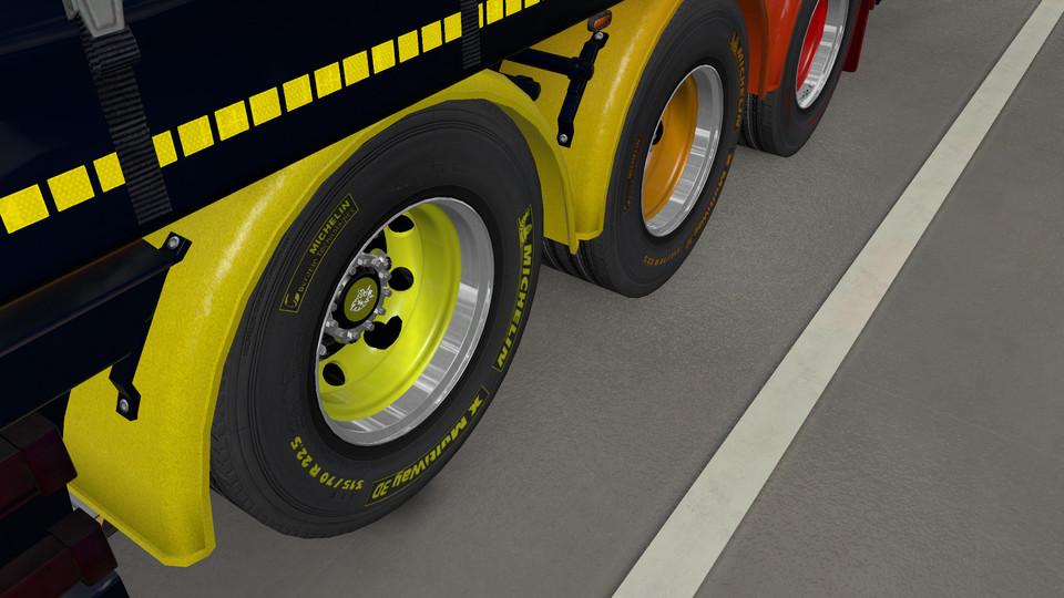 V8K Blaine Wheels Rework by Solutech
