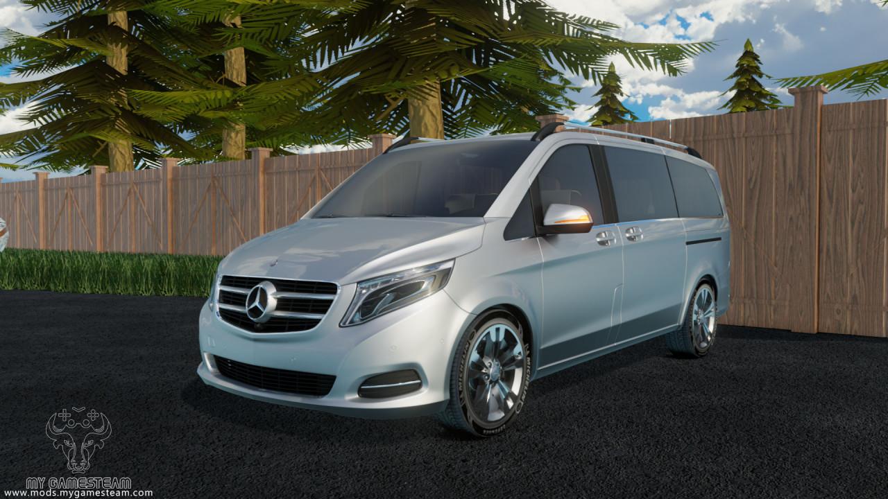 Mercedes Benz V250 2017