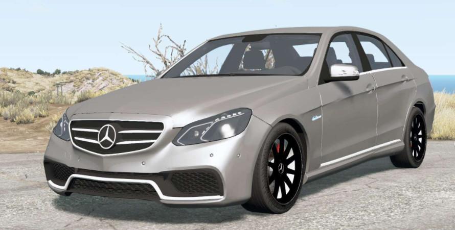 Mercedes-Benz E 63 AMG (W212) 2014