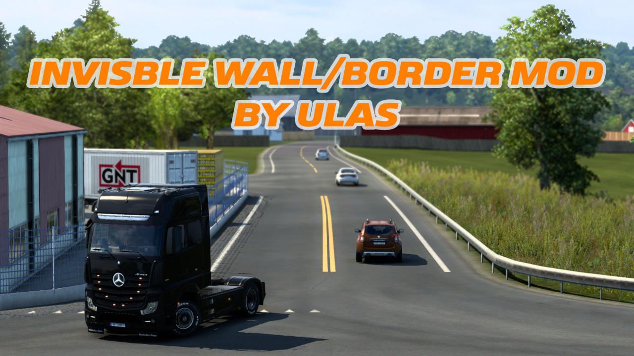 Invisible Wall/Border Mod by Ulas