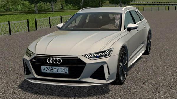Audi RS6 Avant (C8) 2020