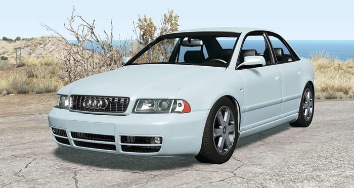 Audi S4 Sedan (B5) 1997