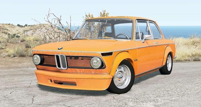 BMW 2002 Turbo (E20) 1974