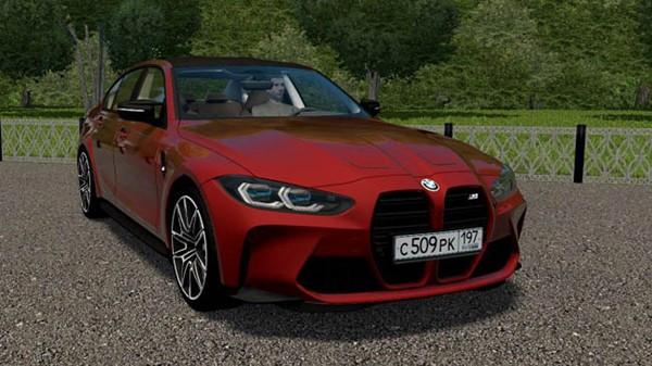BMW G80 M3 2020