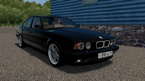 BMW M5 E34 CCD