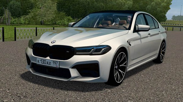 BMW M5 F90 Competition 2020