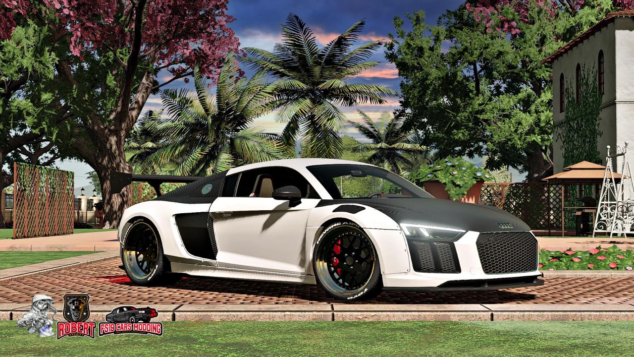 Audi R8 Alpil RSR