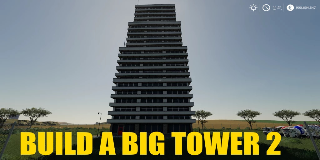 BUILD A BIG TOWER 02